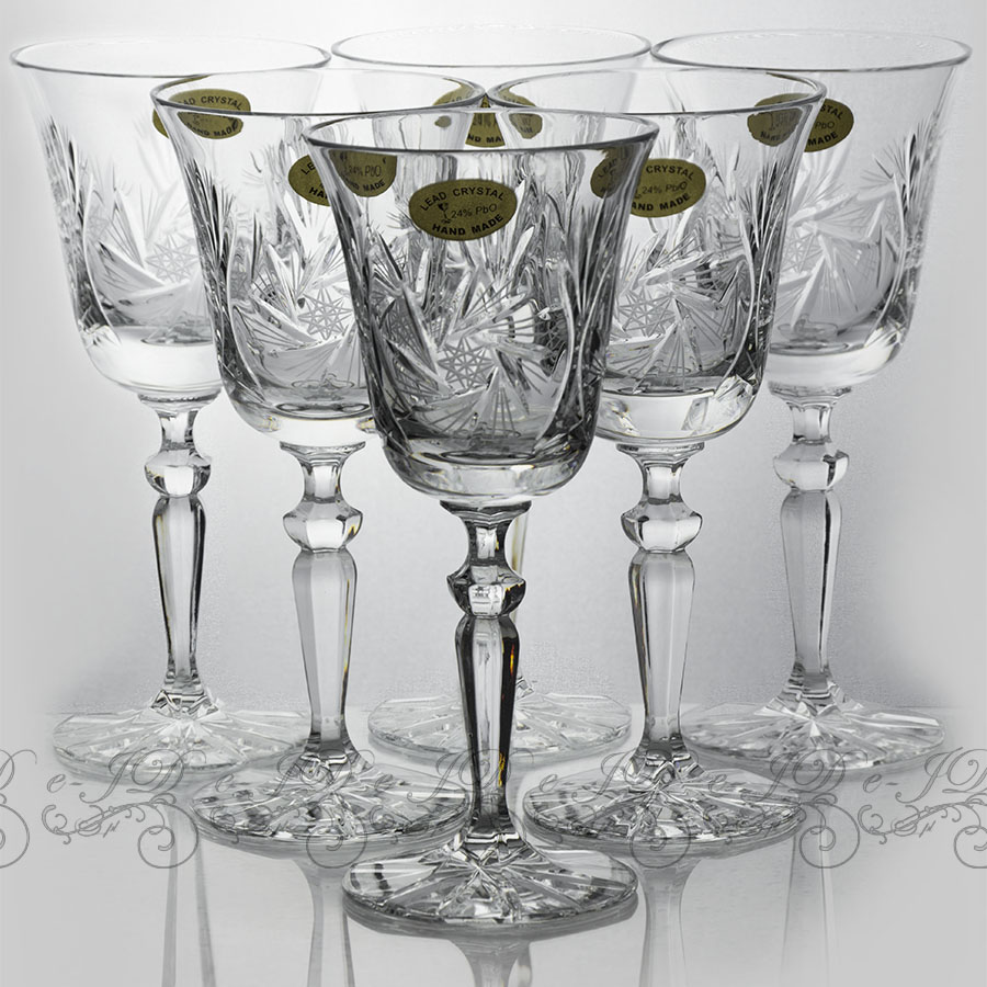 Kieliszki Kryształowe Do Wina Xsk77 Usafrica