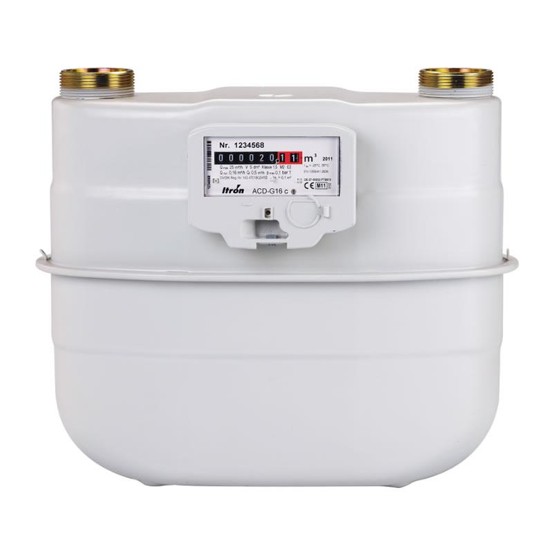 Счетчики газа мембранные G10, G16