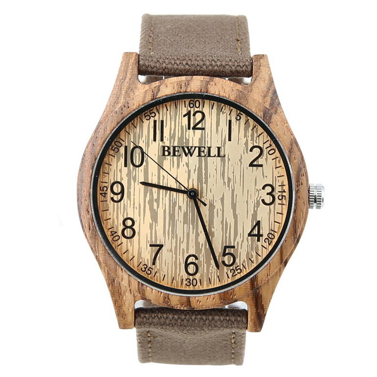 zegarek drewniany bewell opinie